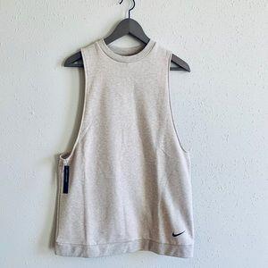 Nike Dry-Fit Loose Fit Sweatshirt Dress/Sz:MT/NWT